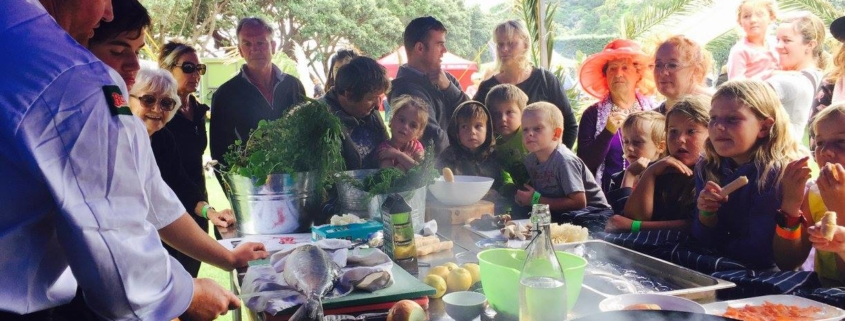 Eastbourne Local Wild Food Challenge 2017