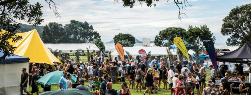 Whakatane Local Wild Food Festival 2018
