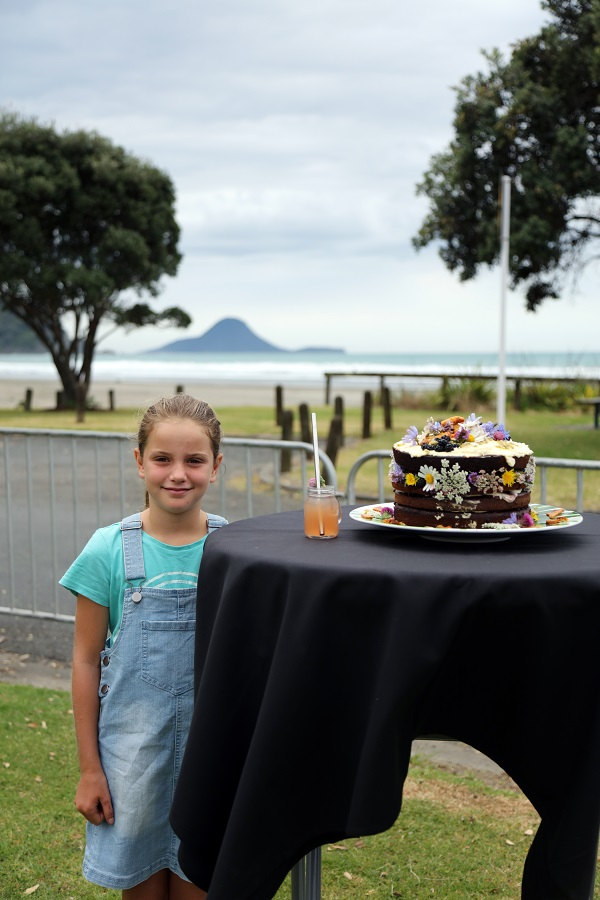 Amelia McKenzie -Children Best Kids Dessert