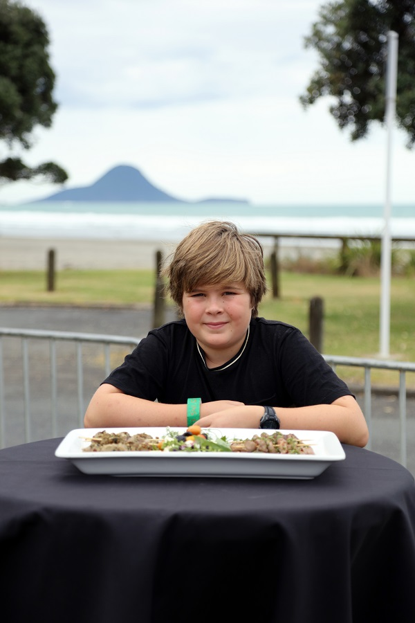 Local Wild Food Challenge Whakatane 2019 - Leon Mahy Best from the land