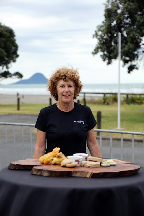 Local Wild Food Challenge Whakatane 2019 Roz Tocker Tracy Anderson GRAND PRIZE New Sins of the Wild