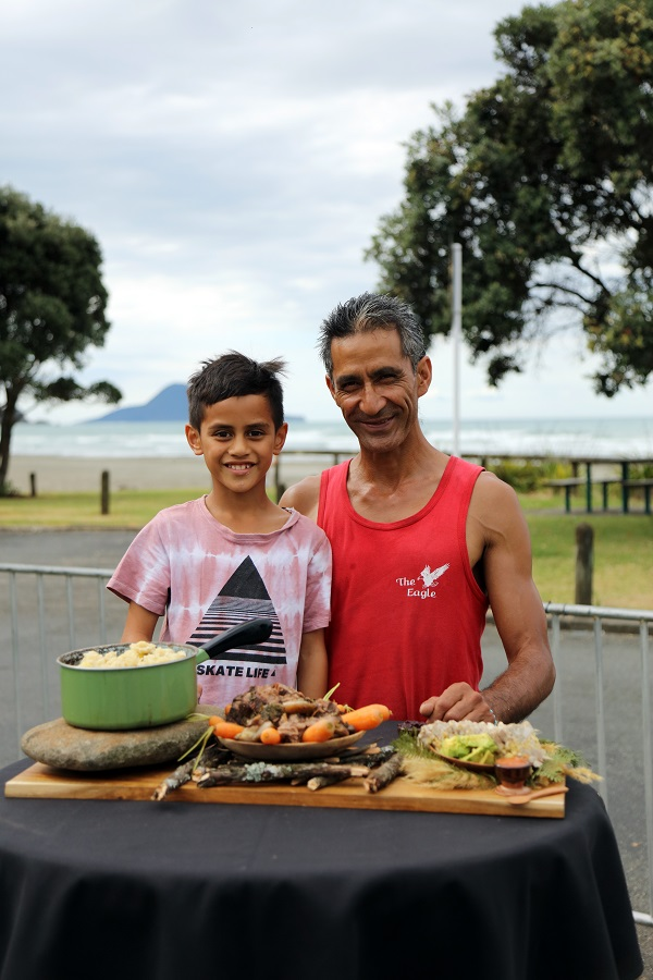 Local Wild Food Challenge Whakatane 2019 - Shannon Williams -Best Use of Local Ingredient - 3 Little Pigs